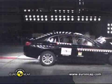 BMW serii 5 w teście Euro NCAP