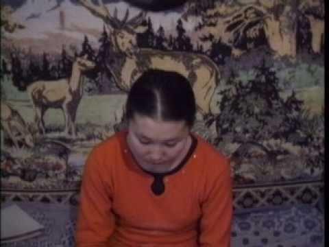 Marta does Russian-Tuvan translation, pt. 1 - TUBD34