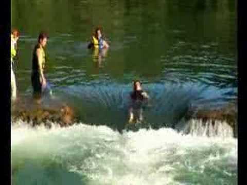 Rio Lacantum - Selva Lacandona