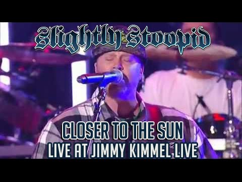 Closer to the Sun on Jimmy Kimmel Live!