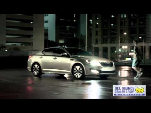 2011 KIA Optima NBA Commercial
