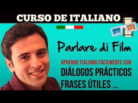 Curso de Italiano - frases en italiano - Aprender Italiano