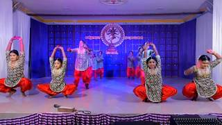 Classical dance performed by our student
