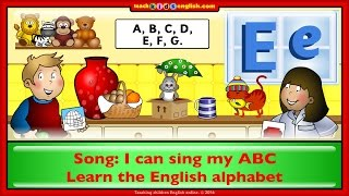 ABC Alphabet song for kids