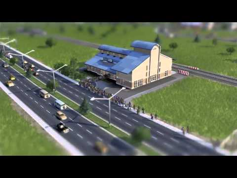 Simcity 2013 Trailer