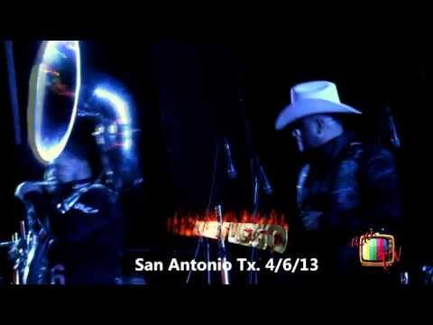 Martin Castillo/El Coyote/Banda El Recodo/Club Fuego San Antonio Tx.