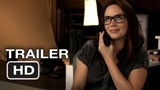 Your Sister's Sister Official Trailer (2012) Emily Blunt Movie HD