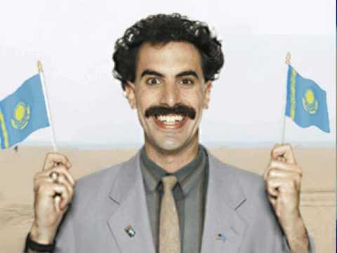 Borat, NOT!