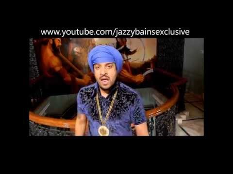 Jazzy B talking about Bhai Balwant Singh Rajoana Ji {EXCLUSIVE}