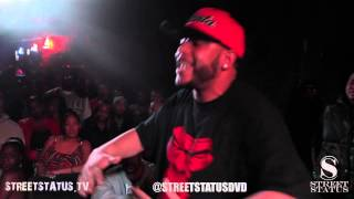 STREET STATUS PRESENTS: YOUNG KANNON VS SCRIPTS