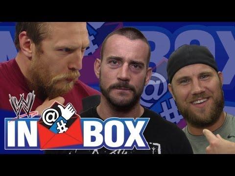 "Beards and disorder - ""WWE Inbox"" - Episode 38"