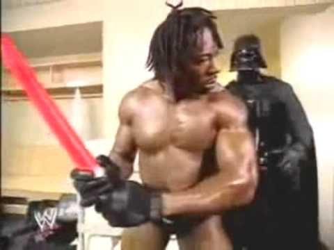 WWE Booker T At His Best
