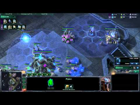 Starcraft 2 Protoss Build - Void Ray Rush