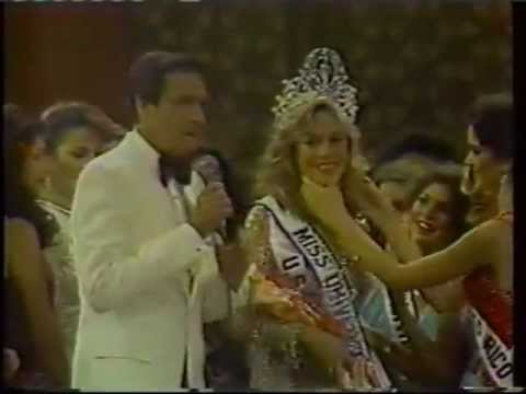 Miss Universe 1980 Video