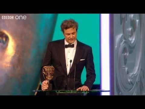 Colin Firth-s Best Actor BAFTA Speech - The British Academy Film Awards 2011 - BBC One