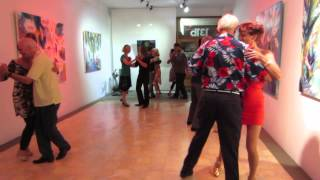 Tango goes Tropical Milonga Soirée at The Gadfly Gallery