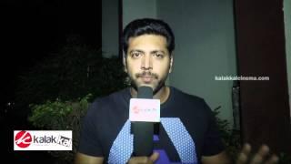 Watch Jayam Ravi at Thani Oruvan Movie Press Show Red Pix tv Kollywood News 29/Aug/2015 online