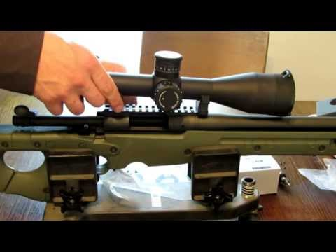 SNIPER 101 Part 57 - Scope Mount and Rings Installation & Discussion
