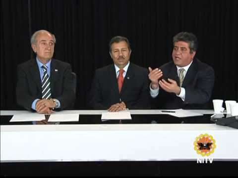 Round Table With Fereydoon Tofighi on NITV ( February 10.2013)