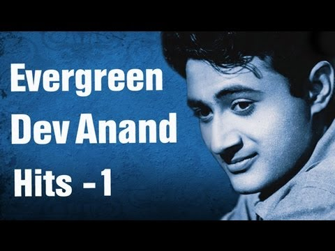 Evergreen Dev Anand Hits - 1 - Top 10 Dev Anand Songs