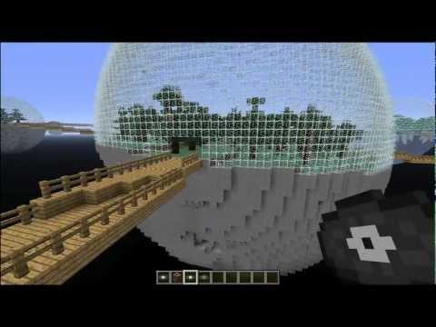 minecraft mod - biosphere 1.2.5