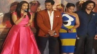 Sarbjit Official TRAILER LAUNCH ft Aishwarya Rai Bachchan, Randeep Hooda, Richa Chaddha