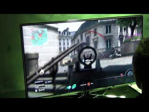 New! Modern Warfare 3 Wave 23 Survival Game Play With Syndicate At EuroGamer - Mw3 Booth