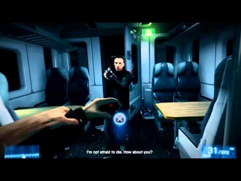 Battlefield 3 Walkthrough : Mission 12 : The Great Destroyer