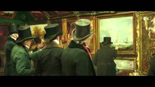 Mr  Turner Official Trailer #1 2014   Mike Leigh Biopic HD