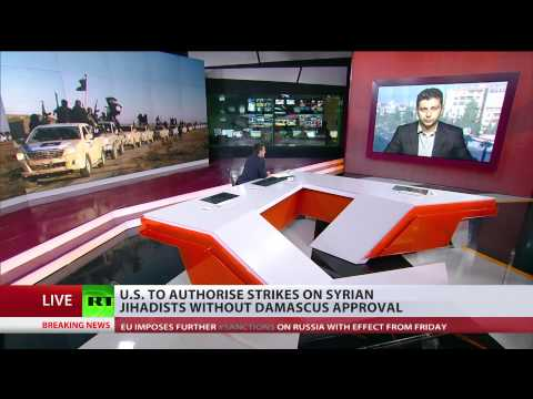 U.S strikes, intervention against (ISIS) in Syria could turn against army  9/11/14