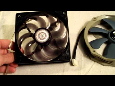 Computer Fan Airflow Direction Tutorial