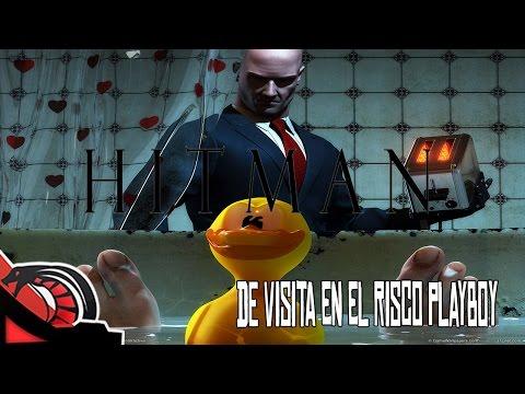 DE VISITA EN EL RISCO PLAYBOY   Hitman Blood Money - Clásicos Reptiles
