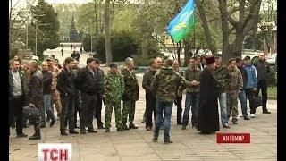 В Житомире создали отряд обороны от оккупантов