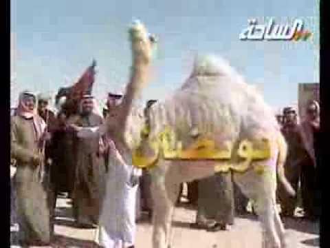 مزاين الكويت 2014 | مسيرة بويضان لمالكه / خالد بن جوفان العجمي