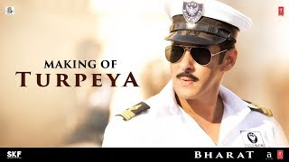 Turpeya Song Making - Bharat