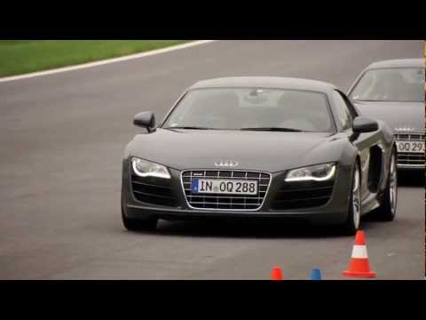 Audi driving experience am Red Bull Ring 5.9.2012 Vormittagsession