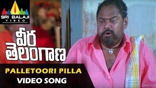 Palletoori Pillagada Video Song - Veera Telangana