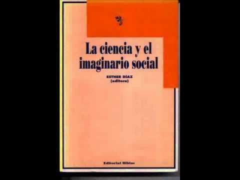 Reportaje a la Dra Esther Díaz por Rolando Hanglin