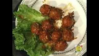 Vegetable Manchurian ..