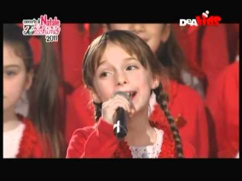 Concerto di Natale con lo Zecchino 2011 - Din Don Dan