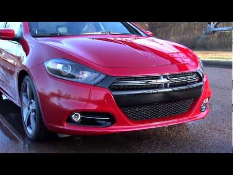 2013 Dodge Dart &#8211; First Look