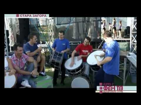 Национално турне Фен ТВ - Стара Загора (19.08.2011) - част 1