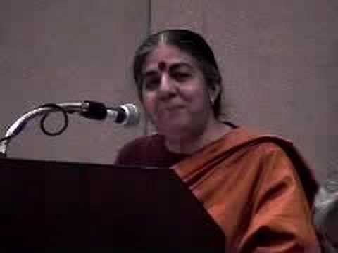 Vandana Shiva on Terminator Seed - Part 1