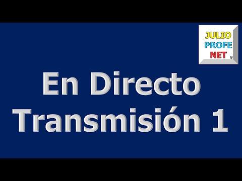 Transmisión en Directo 1 (Prueba)