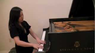 Adele - Someone Like You (Artistic Piano Interpretation by Sunny Choi)