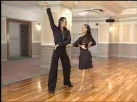 Slavik & Karina Samba Video