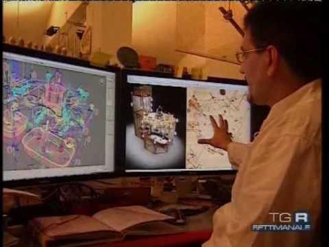Il libro dei segreti - Macchine incredibili dell'anno 1000 - Leonardo3 TGR Dicembre2009 - Al Muradi