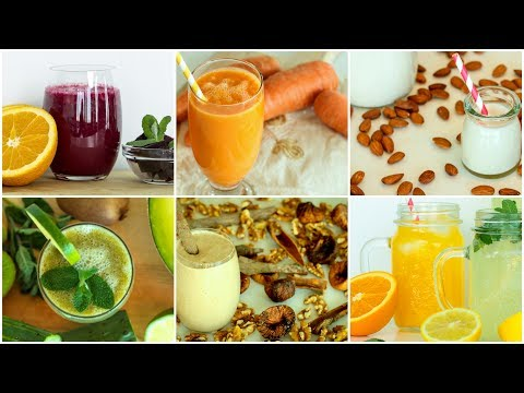 Smoothie Series / سلسة العصائر - CookingWithAlia - UCB8yzUOYzM30kGjwc97_Fvw