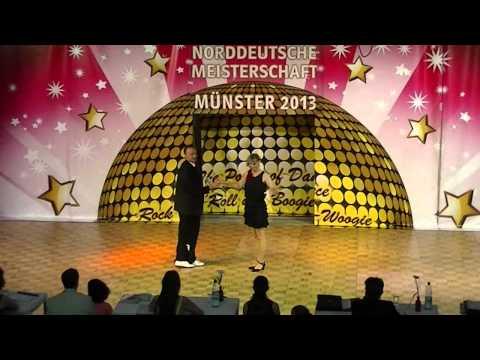 Klaudia Dettling & Gerhard Dettling - Norddeutsche Meisterschaft 2013