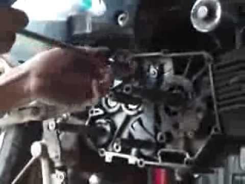 Cách tháo lắp bộ côn xe máy